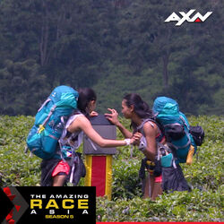 The amazing race asia 5 - episode 2 gallery-10