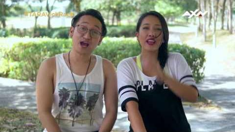 The Amazing Race Asia 5 - Racers' Throwback Vicky & Rach