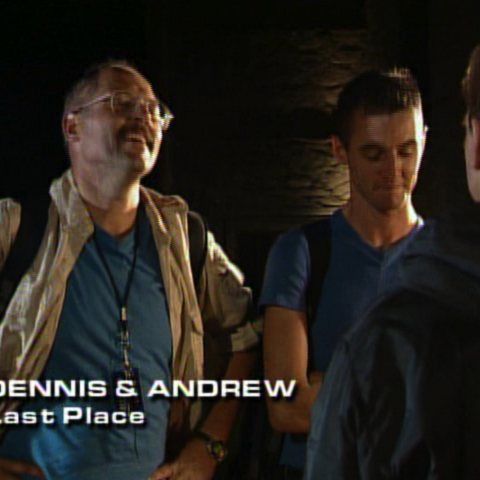 Dennis & Andrew were eliminated from the race in 10th Place.