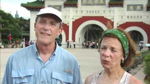 The Amazing Race - No Blame Game for Bill and Cathi