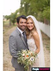 Amy Daniel Wedding