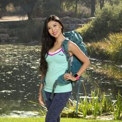 Jenny's individual photo for <i>The Amazing Race</i>.