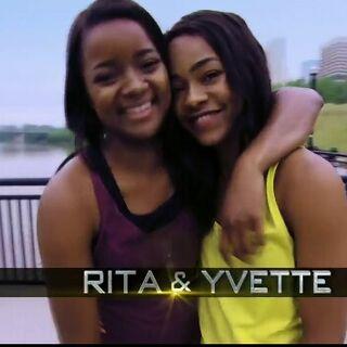Rita & Yvette's opening credit
