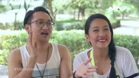 The Amazing Race Asia 5 - Vicky & Rach