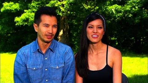 The Amazing Race - Dennis & Isabelle