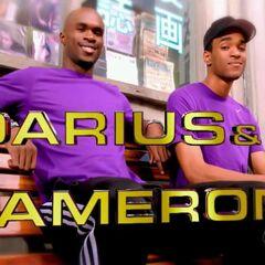 Darius & Cameron's opening credit.