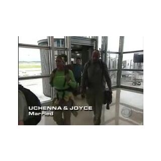 Uchenna &amp; Joyce during the <a href=