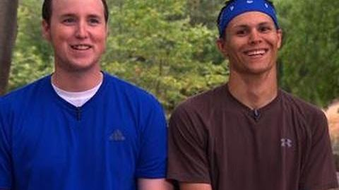 The Amazing Race - Meet Tim and Danny