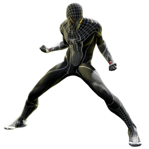 File:Black suit (The Amazing Spider-Man).png