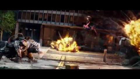 『アメイジング・スパイダーマン2』TV SPOT①