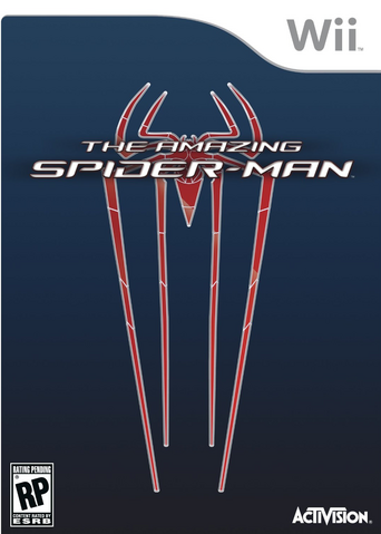 File:The Amazing Spider-Man - Wii game.png