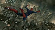 The-Amazing-Spider-Man Night Time