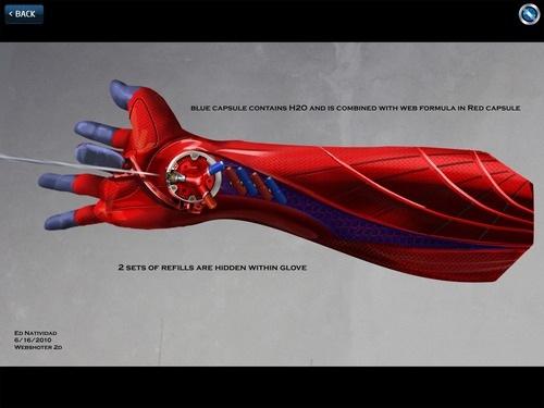 Image - Web-Shooters1.jpg | Amazing Spider-Man Wiki ...