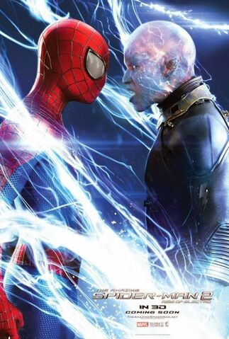 File:The Amazing Spider Man 2 New Poster Oficial d JPosters.jpg