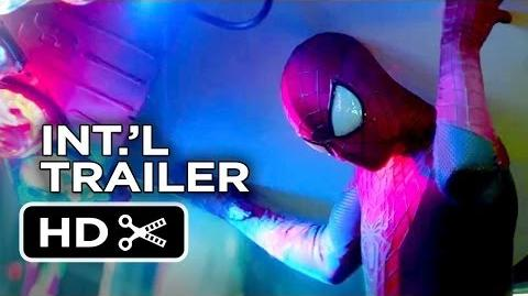 The Amazing Spider-Man 2 UK TRAILER (2014) - Emma Stone, Andrew Garfield HD