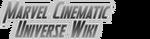 Marvel Cinematic Universe Wiki (marvelcinematicuniverse) wordmark