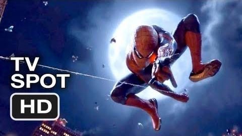 The Amazing Spider-Man - 2 New TV Spots (2012) Marvel HD