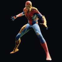 Cross-Species Spider-Man suit