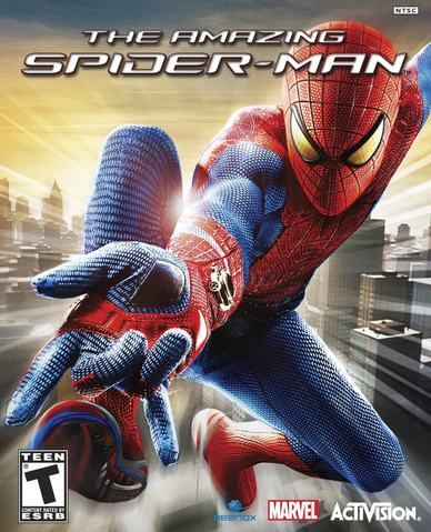 File:1000px-The Amazing Spider-Man video game.png