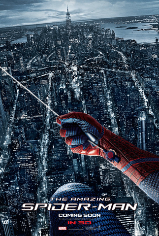 File:The Amazing Spider-Man sixth poster.png