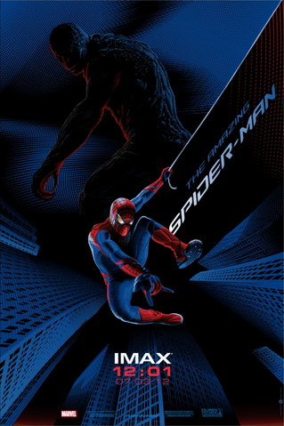 File:The Amazing Spider-Man IMAX poster.png