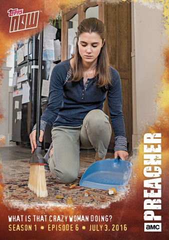 File:Sundowner Topps card - What is That Crazy Woman Doing.png