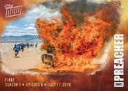 El Valero Topps card - Fire!