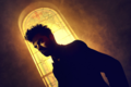Preacher season 1 - Jesse Custer stainless glass window.png