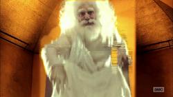 Impostor God reveals God is missing