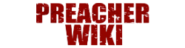 Preacher Wiki - Red logo