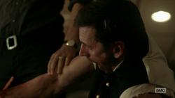 Jesse breaks Donnie's arm