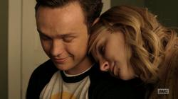 Eugene comforts Tracy