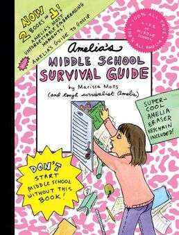 Amelia's-Middle-School-Survival-Guide