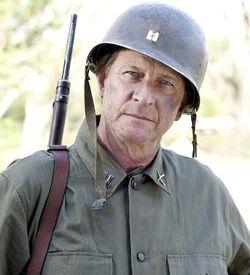 Beckett played by Brett Cullen