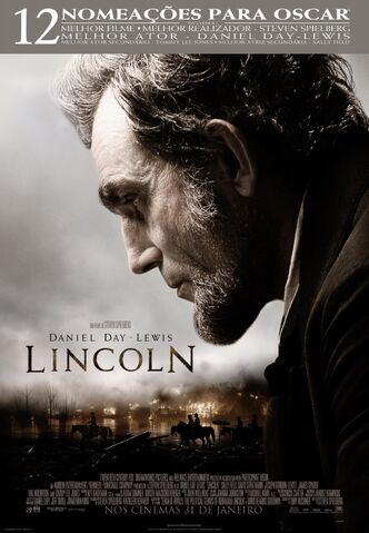 File:Lincoln (Steven Spielberg – 2012) poster 2.jpg