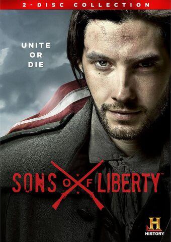 File:Sons of Liberty (Kari Skogland – 2015) Season 1 DVD front cover.jpg