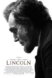 Lincoln (Steven Spielberg – 2012) poster