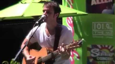 Kris Allen - The Truth - Chicago