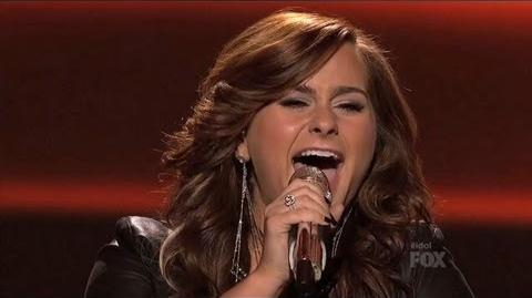Skylar Laine Shameless - Top 10 - AMERICAN IDOL SEASON 11
