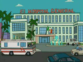 El Hospital General