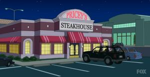 Priceys steakhouse