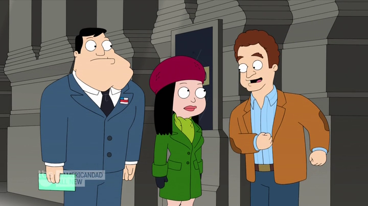 Robert Wuhl American Dad Wikia Fandom Powered By Wikia