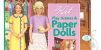 Kit's Play Scenes and Paper Dolls