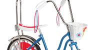 Julie's Banana Seat Bike