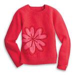 FlowerSweater2013 girls