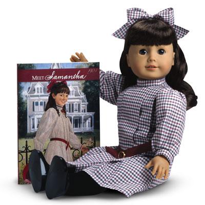 Samantha Doll