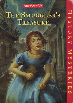 The Smugglers Treasure Cover