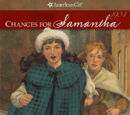 Changes for Samantha