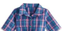 Pretty Plaid Shirt