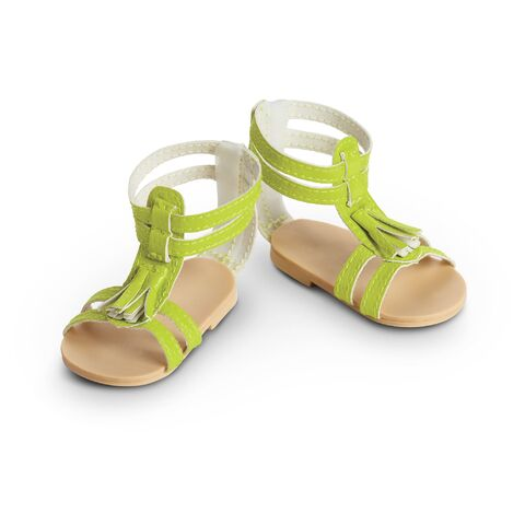 File:GreenGladiatorSandals.jpg
